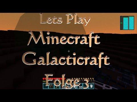 Lets Play Minecraft Galacticraft S4 Folge #03 (68) Teraforming Für Anfänger (Full HD)