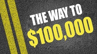 IQ Option: The Way to $100,000