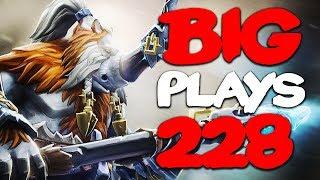 Dota 2 - Big Plays Moments - Ep. 228