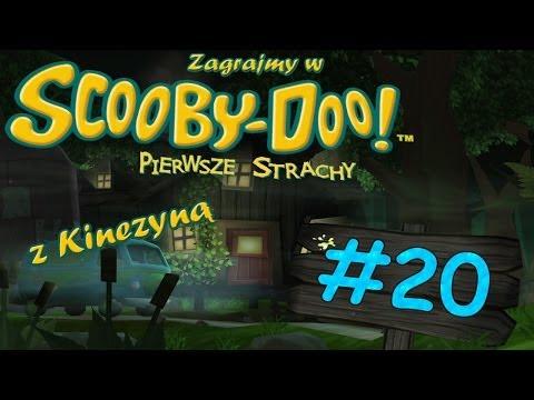Zagrajmy w Scooby Doo Pierwsze Strachy Na ślepo cz.20 Same podejrzane typy