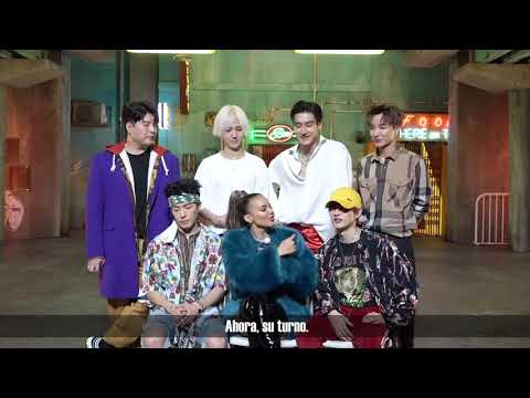 [ENG SUB] SUPER JUNIOR BILLBOARD INTERVIEW WITH LESLIE GRACE ENG SUB