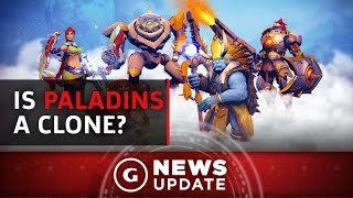 Paladins Is Not an Overwatch Clone, Dev Says - GS News Update