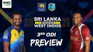 Can Sri Lanka redeem themselves in the final ODI?   WI v SL - 3rd ODI Preview