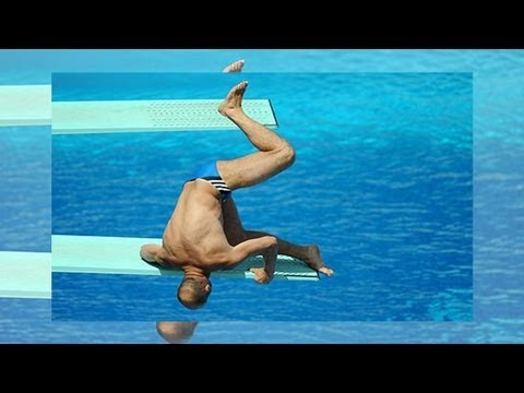 OLYMPIC DIVING ACCIDENT!!