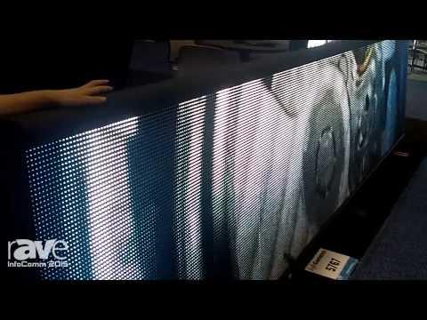 InfoComm 2015: Chainzone Technology Showcases IMPOSA E III Series LED Screen