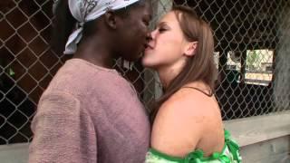 American Social Propaganda - Black men and White women - and White men