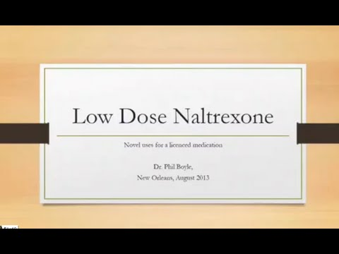 when low dose naltrexone stops working