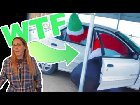My Mom's Inflatable Friend (PRANK)