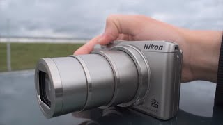 Nikon Coolpix A900: Review with samples