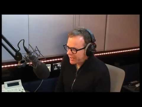 Kiefer Sutherland on Chris Moyles Show 08/03/12