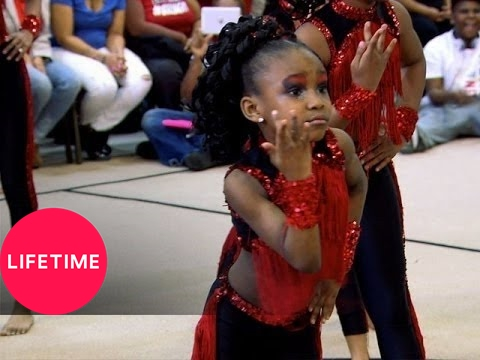 Bring it stand battle baby dancing dolls vs a time premiere