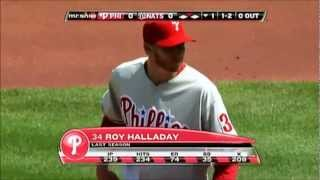 Roy Halladay 2010 Highlights