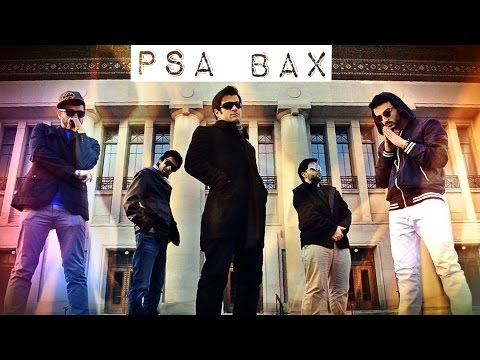 Tm Bax - Meydoon (official Uofm Psa Bax Music Video) video
