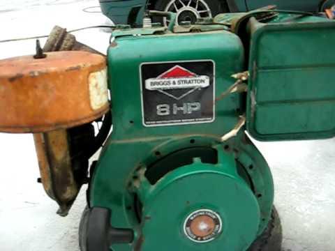 Coleman 4.000 watt generator