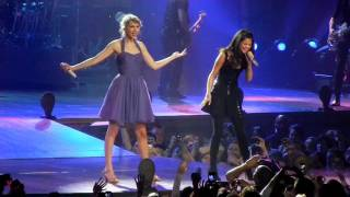 "Download Lagu Taylor Swift and Selena Gomez sing ""Who Says"" Gratis STAFABAND"