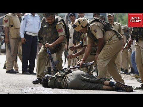 5 Terrorists Gunned Down in Kupwara