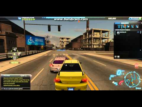 Need For Speed World: FORDMUSCLECARS: Brian's Lancer Evo from 2Fast 2Furious