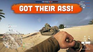 GOT THEIR ASS! - Battlefield 1 | Road to Max Rank #96
