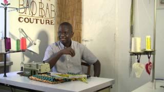 Torino Senegal: Sartoria Baobab Couture Malick Niang