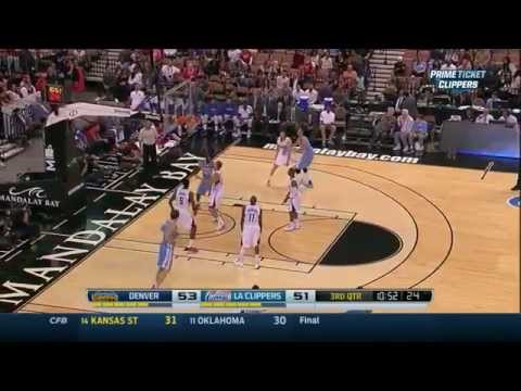 Arron Afflalo vs Los Angeles Clippers 2014.10.18 (16 Pts PreSeason Game)