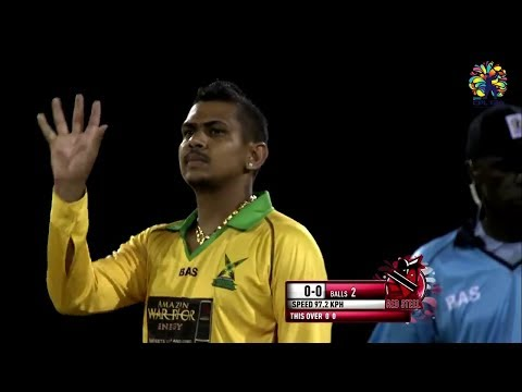 Bowling boi!!! #CPLthrowback to when Narine gave no runs away!!!#CricketPlayedLouder