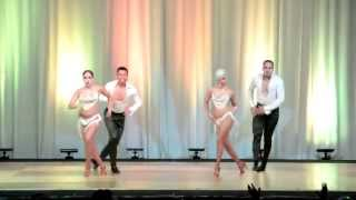 Zafire Dance Project at Orlando Salsa Congress 2013