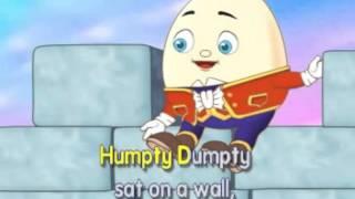 Sing Along Nursery Rhymes with Hoppen : Humpty Dumpty