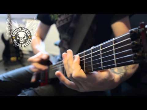 Nauka Gry Na Gitarze Bydgoszcz Riff 1 (Sammath Naur)