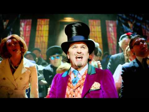 Charlie And The Chocolate Factory - The New Musical Extended Trailer 2013, Sam Mendes, Roald Dahl video