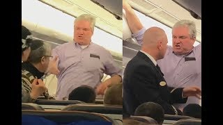 Aggressive Nice Guy Demands Handshake
