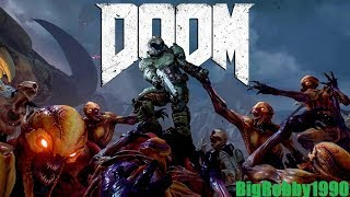 DOOM 2016 [PC] - Six Six Six Will Be Known Among Nether Realm Part 4