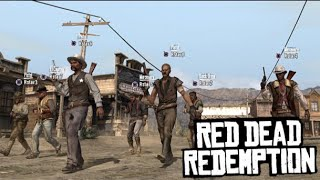 Red Dead Redemption MP but we make a posse