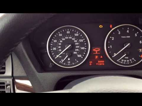 How to Reset 2011 BMW X5 Service Light Maintenance