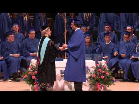 Gross Catholic High School Graduation 2013
