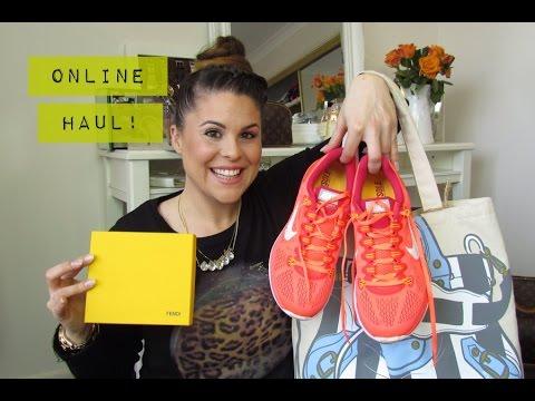 Online Haul 2014!!