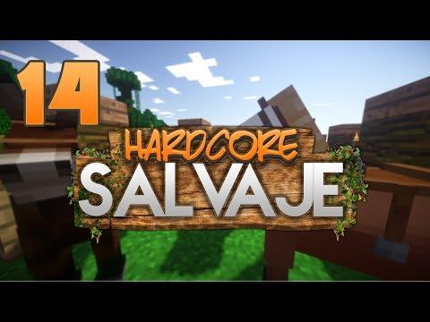 HARDCORE SALVAJE: PEDRIN, AMIGO FIEL! | Episodio 14 | MINECRAFT MODS SERIE