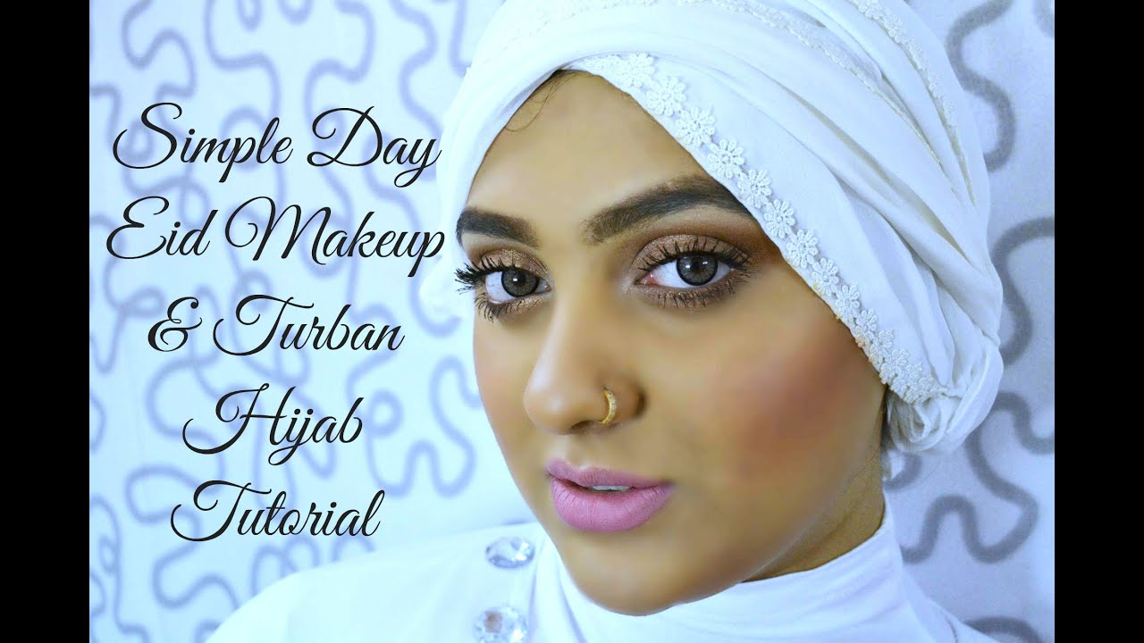 Simple Makeup Simple Day Time Eid Makeup And