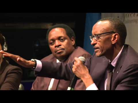 President Kagame at Rwanda Day London 2013- 18 May 2013, Part 3/3