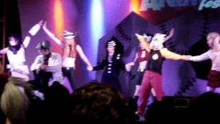 Anime Fest 2010 Cosplay skit - Soul Resonance