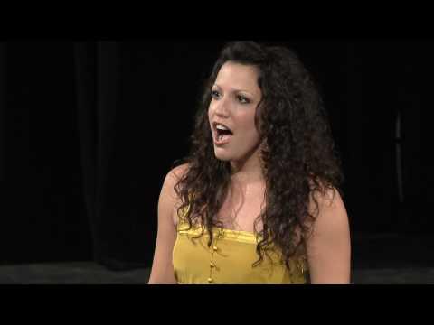 Astonishing performed by Caroline Bowman