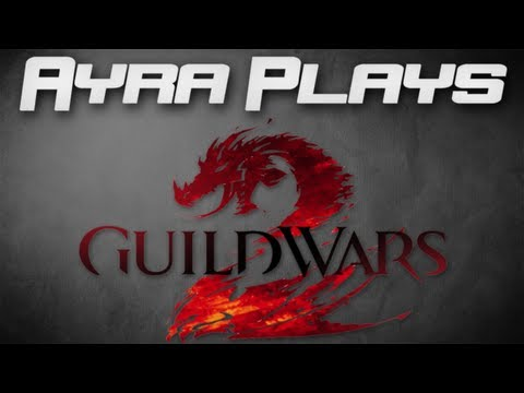 Guild wars 2 PvP - Insane guardian pvp build