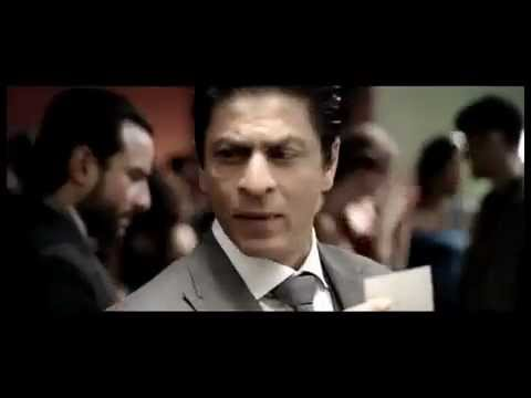 Royal stag music 2012 new AD ft. Shahrukh &am...