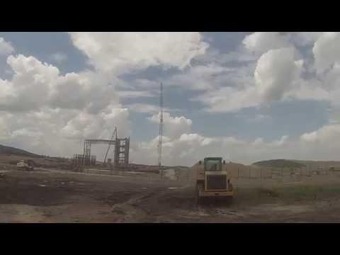 Строительство ТЭС Симферопольский район