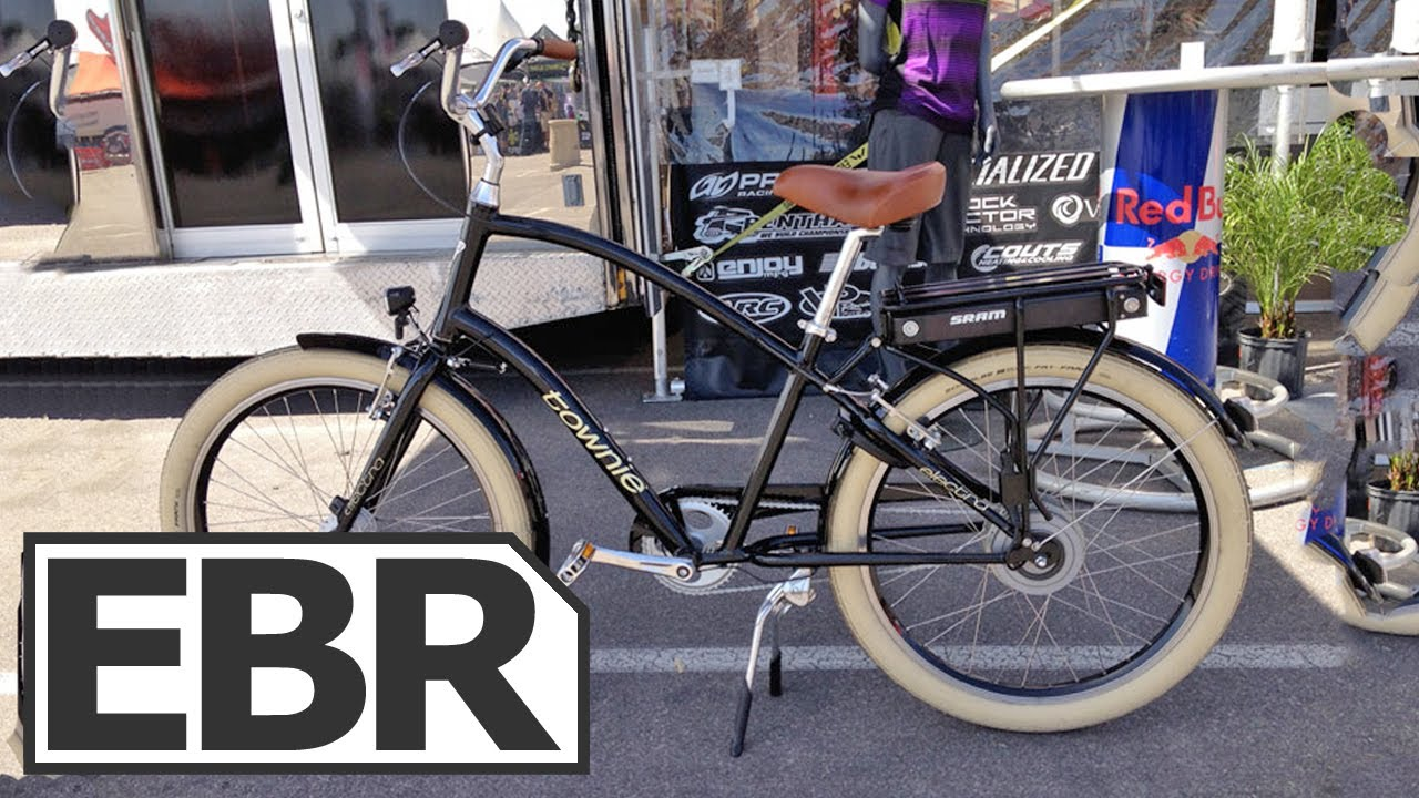 Electra Townie Go Electric Bike Review Youtube