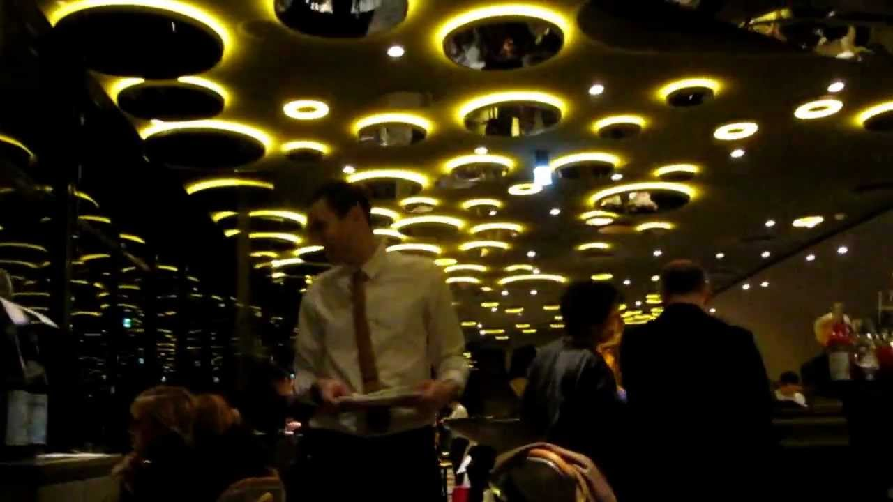 Restaurant Ciel de Paris Montparnasse - YouTube
