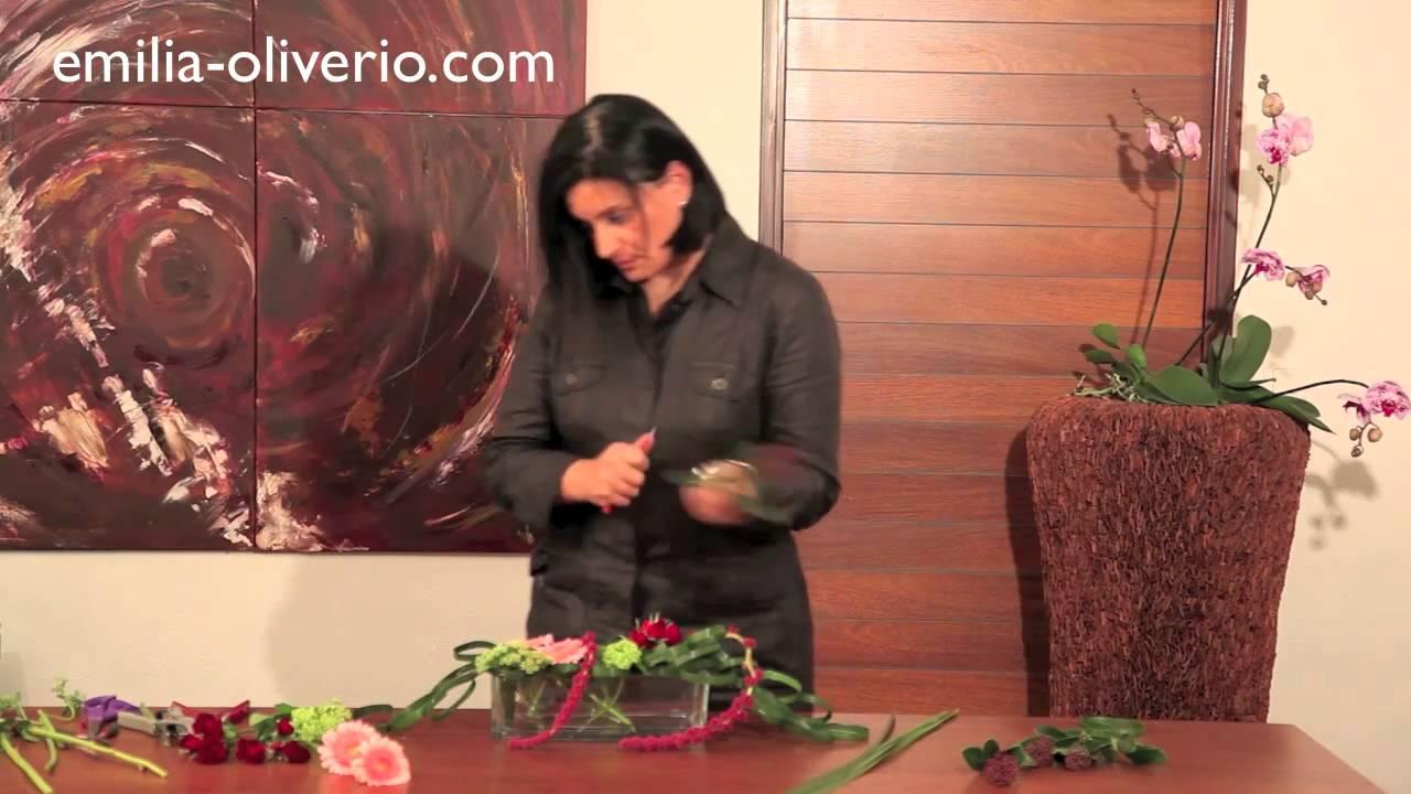 Fiche technique composition florale centre de table for Petites compositions florales pour table