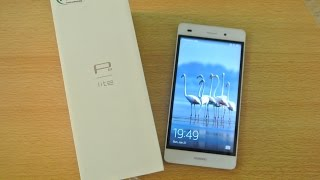 Huawei P8 Lite - Unboxing, Setup & First Look HD