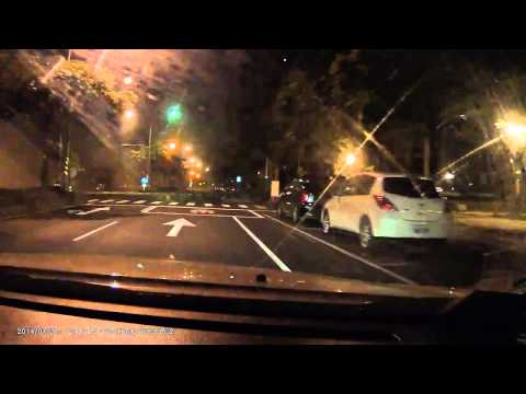 Dash Cam Footage Of The Gas Explosions In Taiwan- Like Something From A Movie
