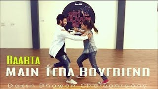 download lagu Main Tera Boyfriend Song  Daksh Dhawan Choreo  gratis