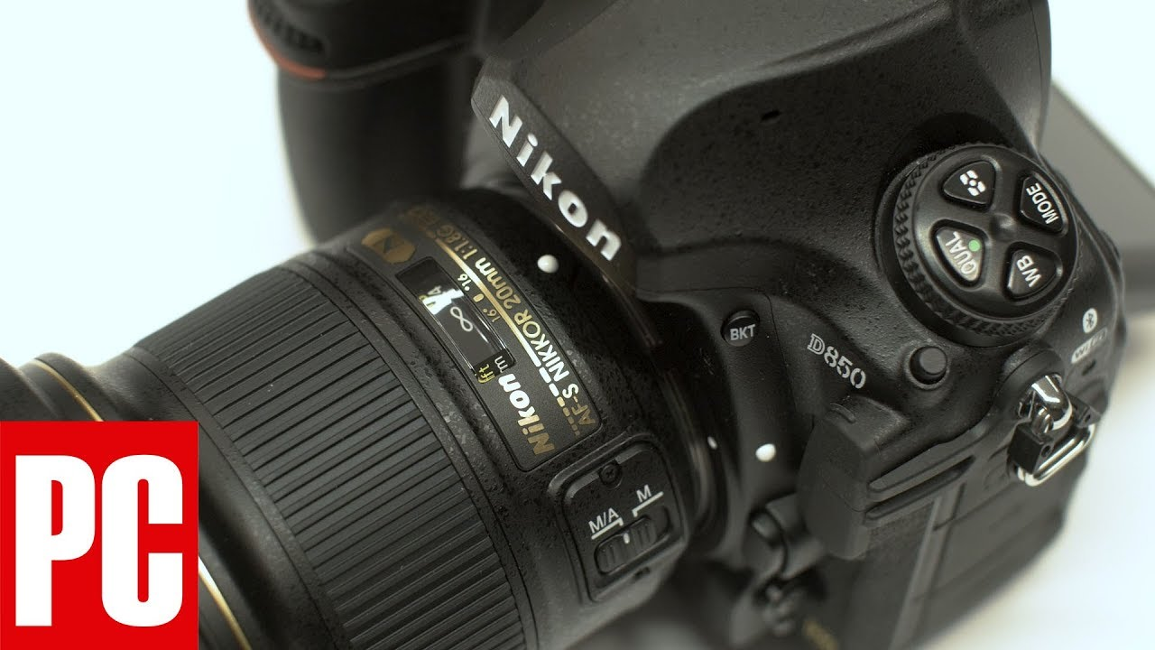 Nikon D850 Hands On